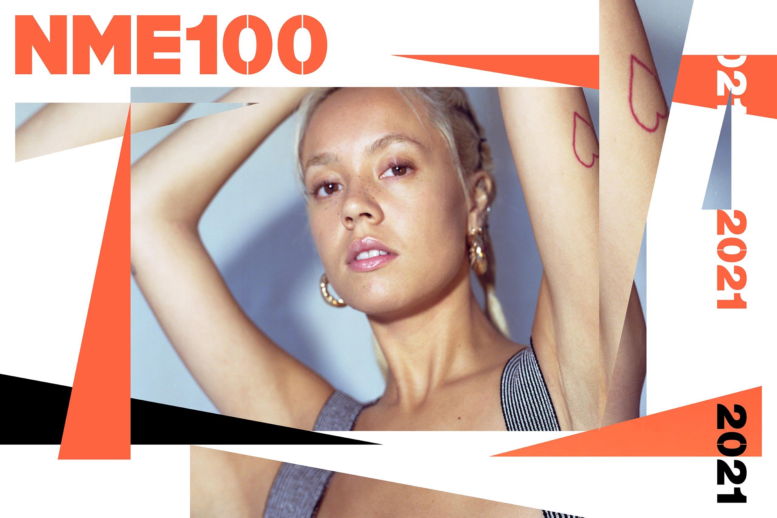 NME 100 josie man