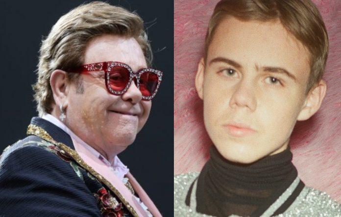Elton John and The Kid LAROI