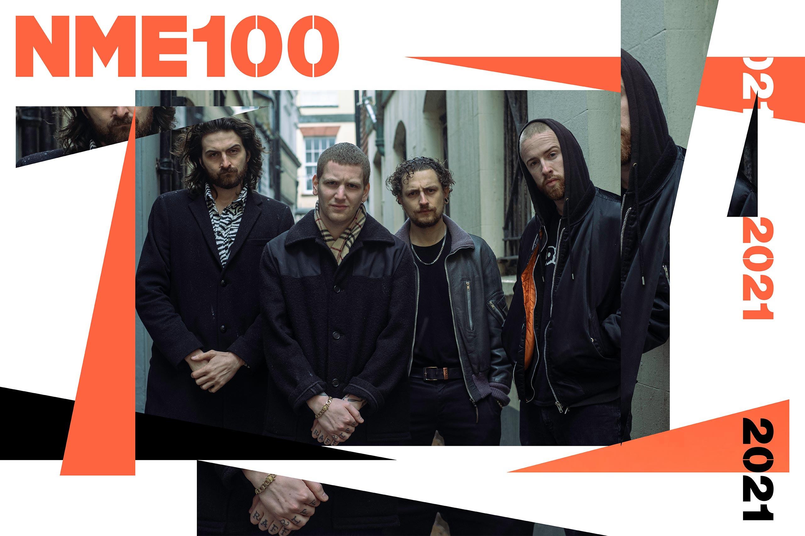NME 100 kid kapachi