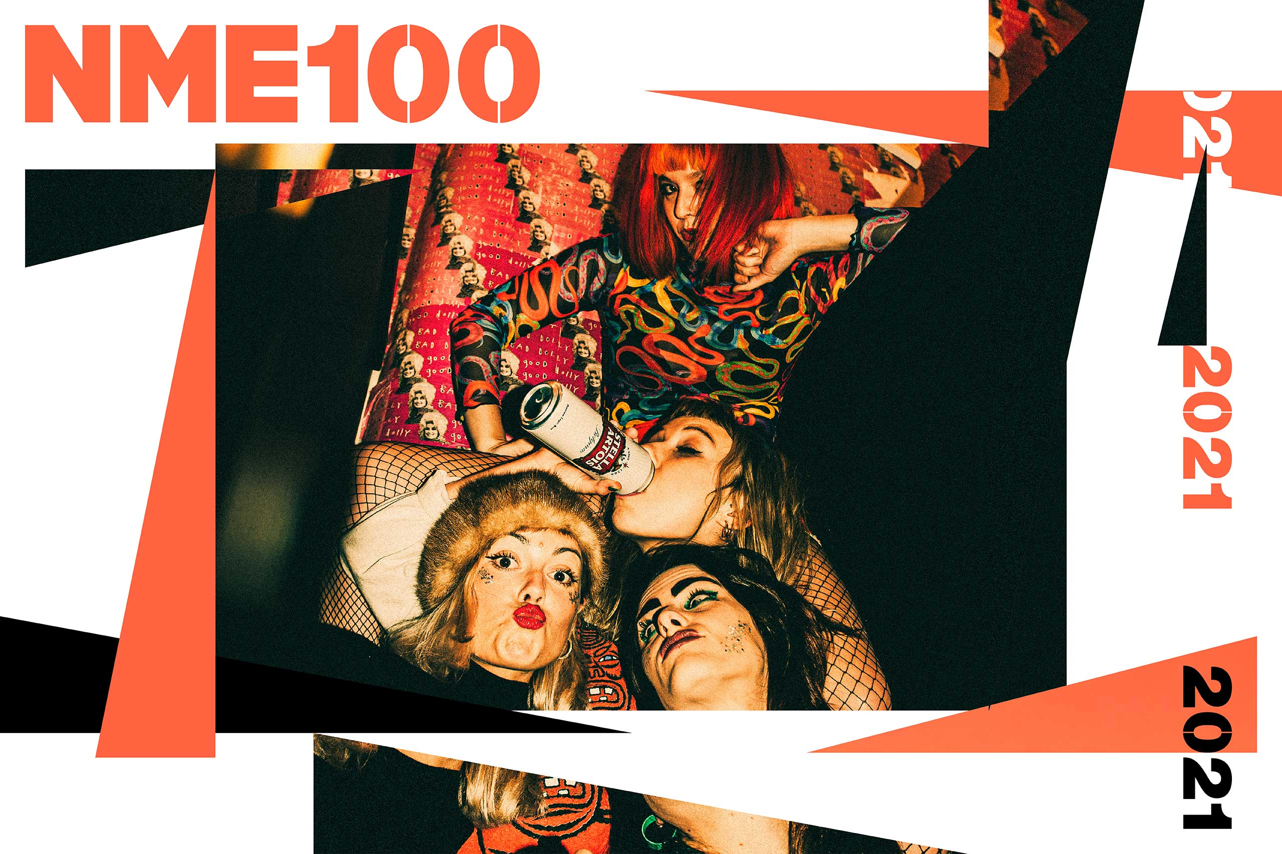 NME 100 loose articles