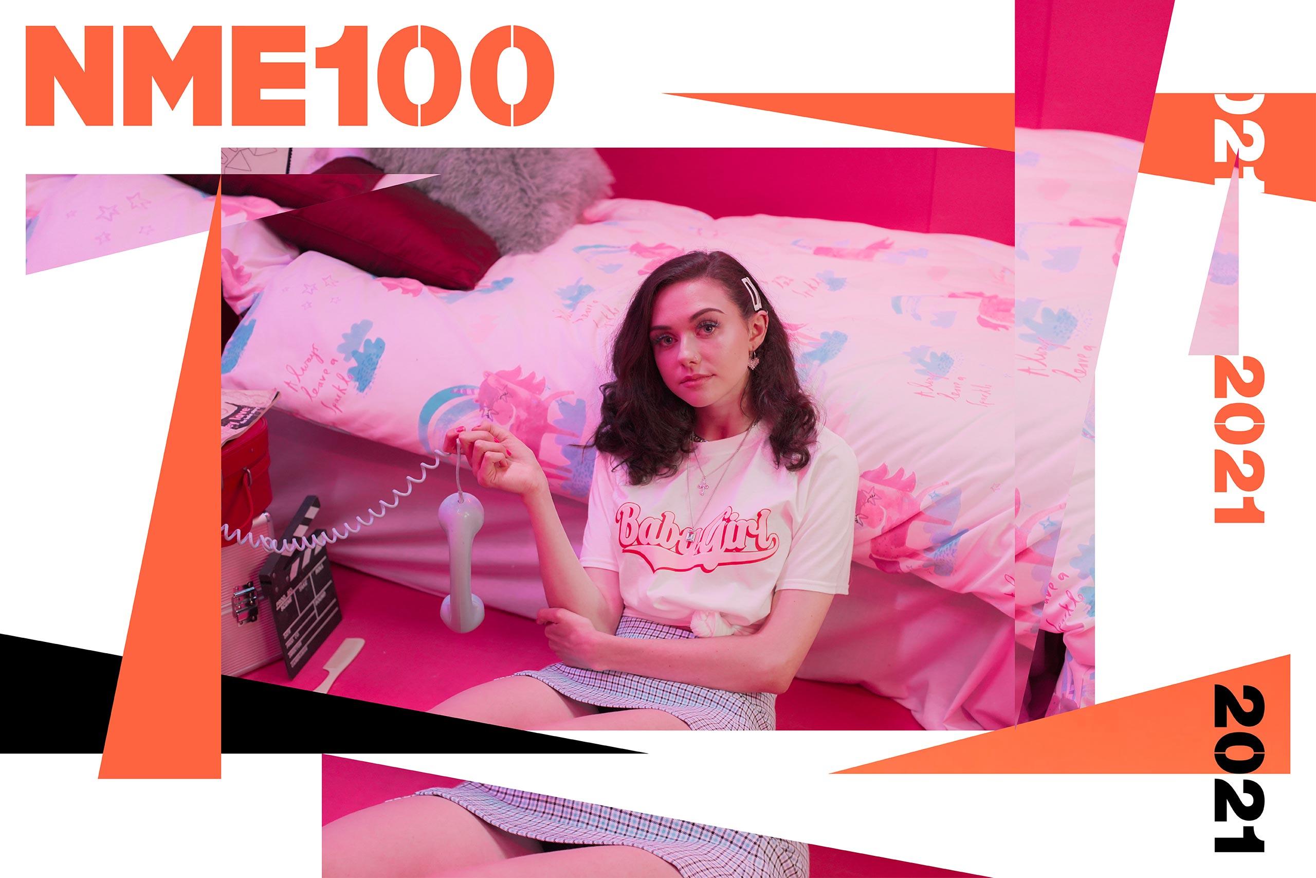 NME 100 lucy deakin