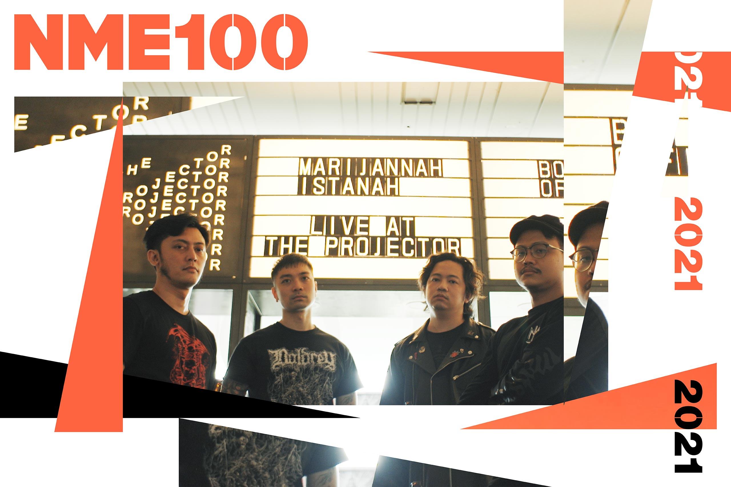 NME 100 marijannah