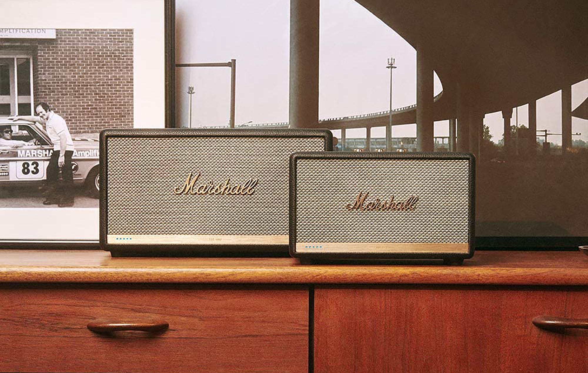 Marshall Action II