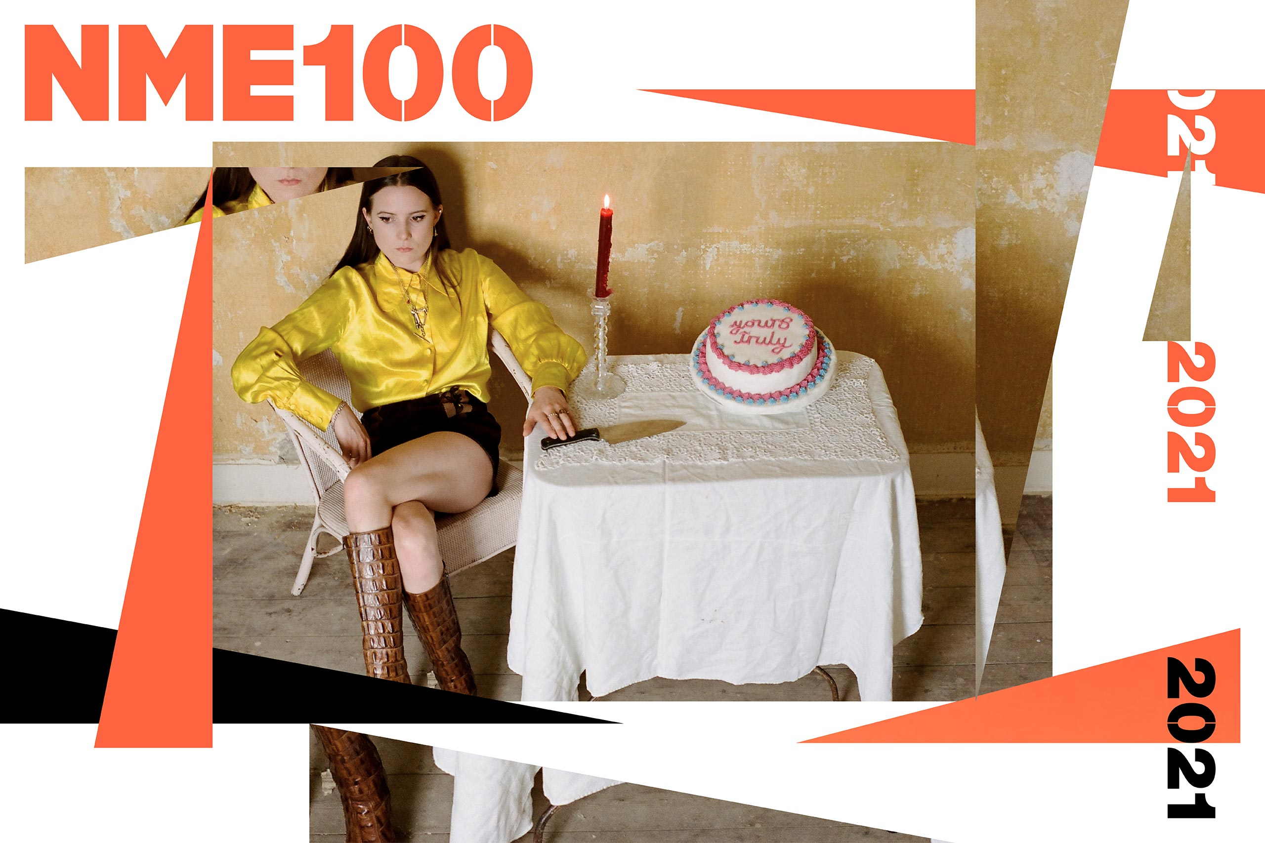 NME 100 martha skye murphy