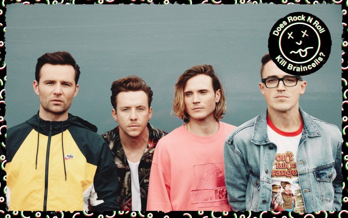 Does Rock 'N' Roll Kill Braincells?! - McFly - NME interview