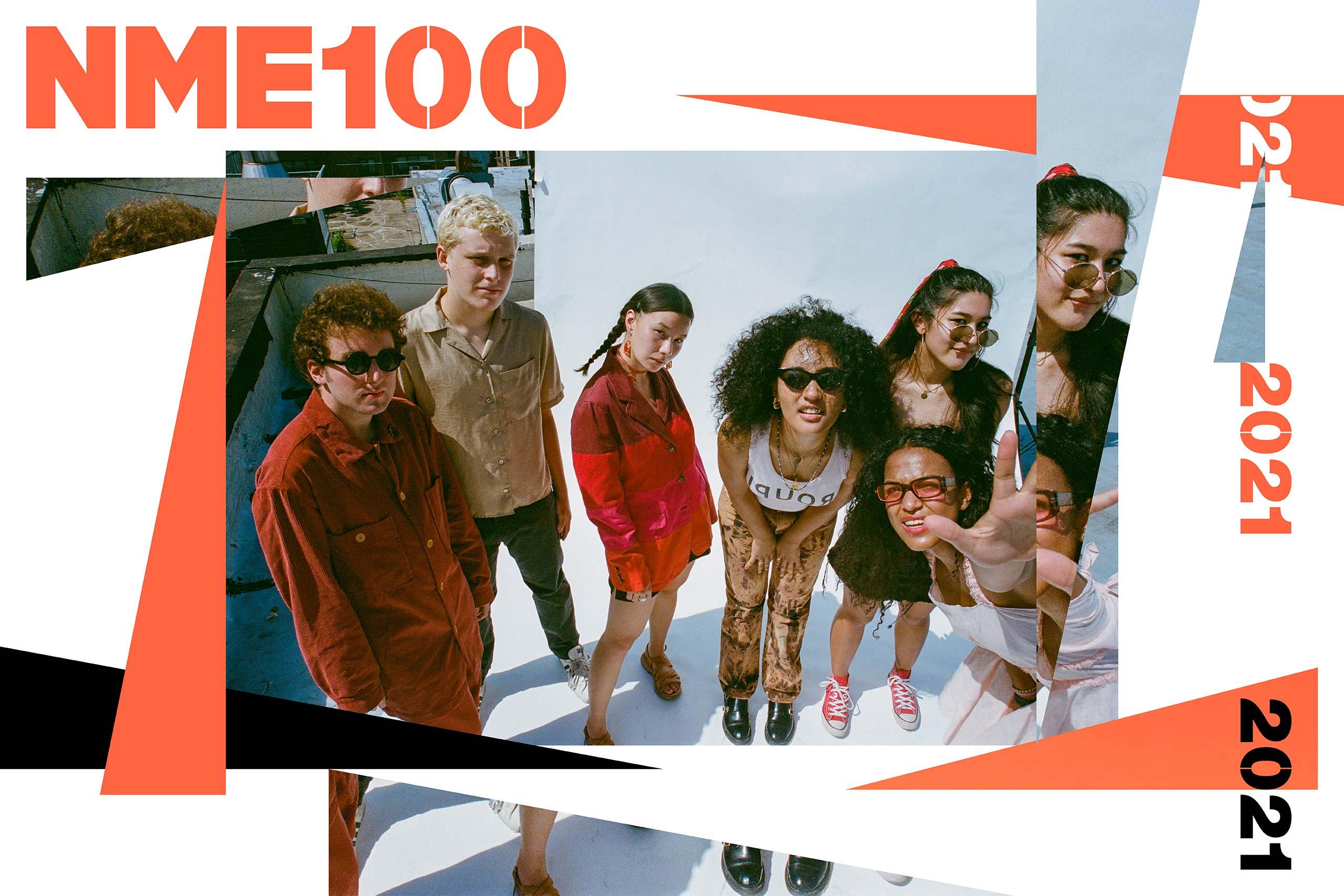 NME 100 michelle