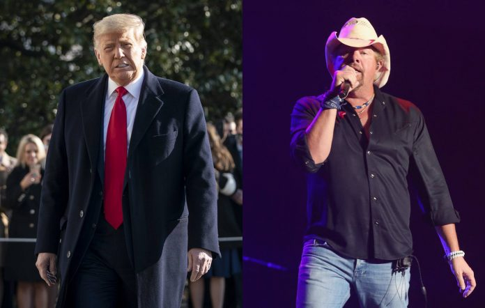 Donald Trump / Toby Keith