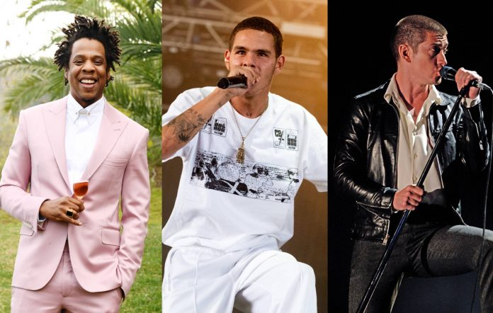 Jay-Z / Slowthai / Alex Turner