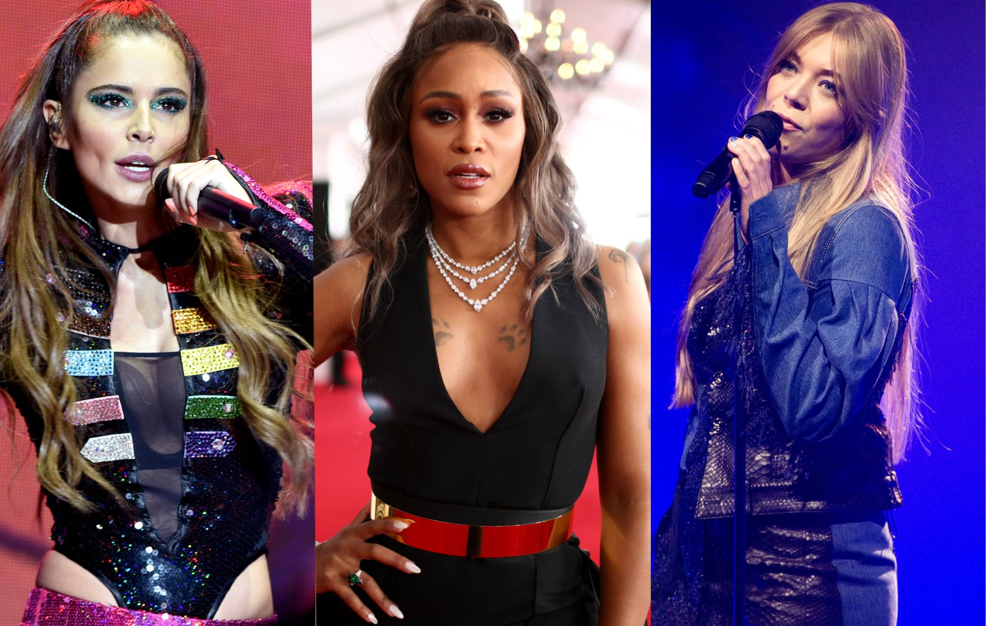 Cheryl, Eve and Becky Hill lead Mighty Hoopla 2021 line-up
