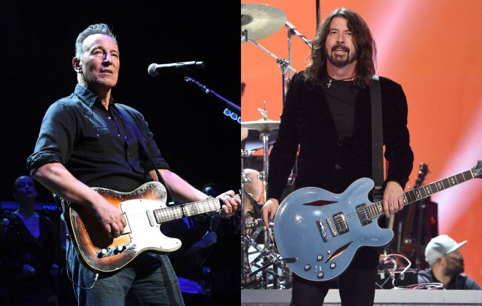 Bruce Springsteen / Foo Fighters