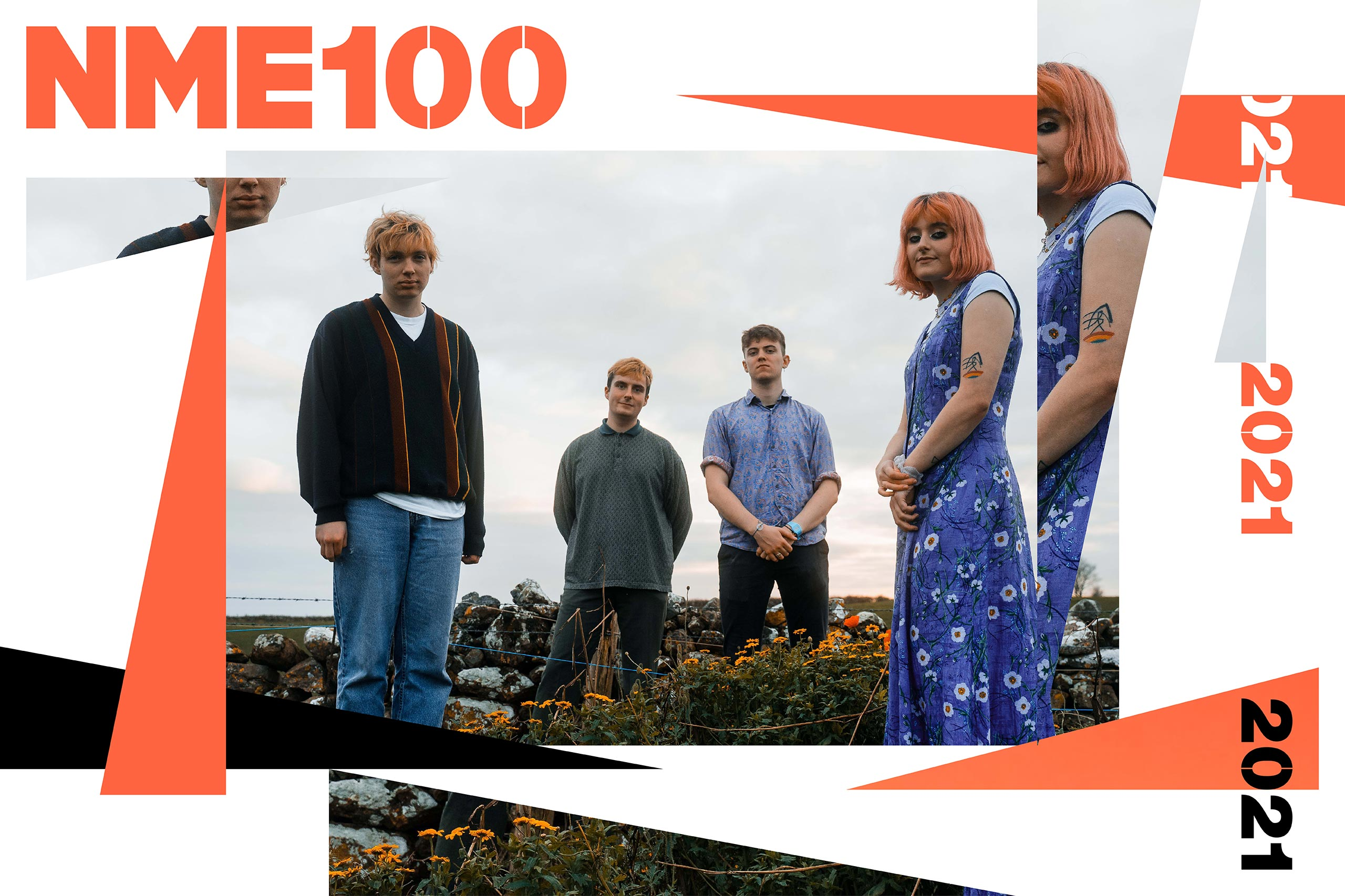 NME 100 new dad
