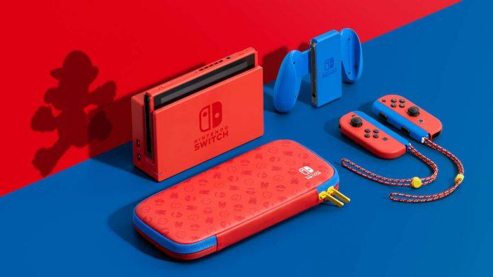 Nintendo Mario Switch