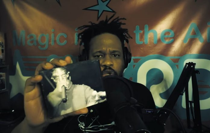 Open Mike Eagle pays tribute to MF DOOM