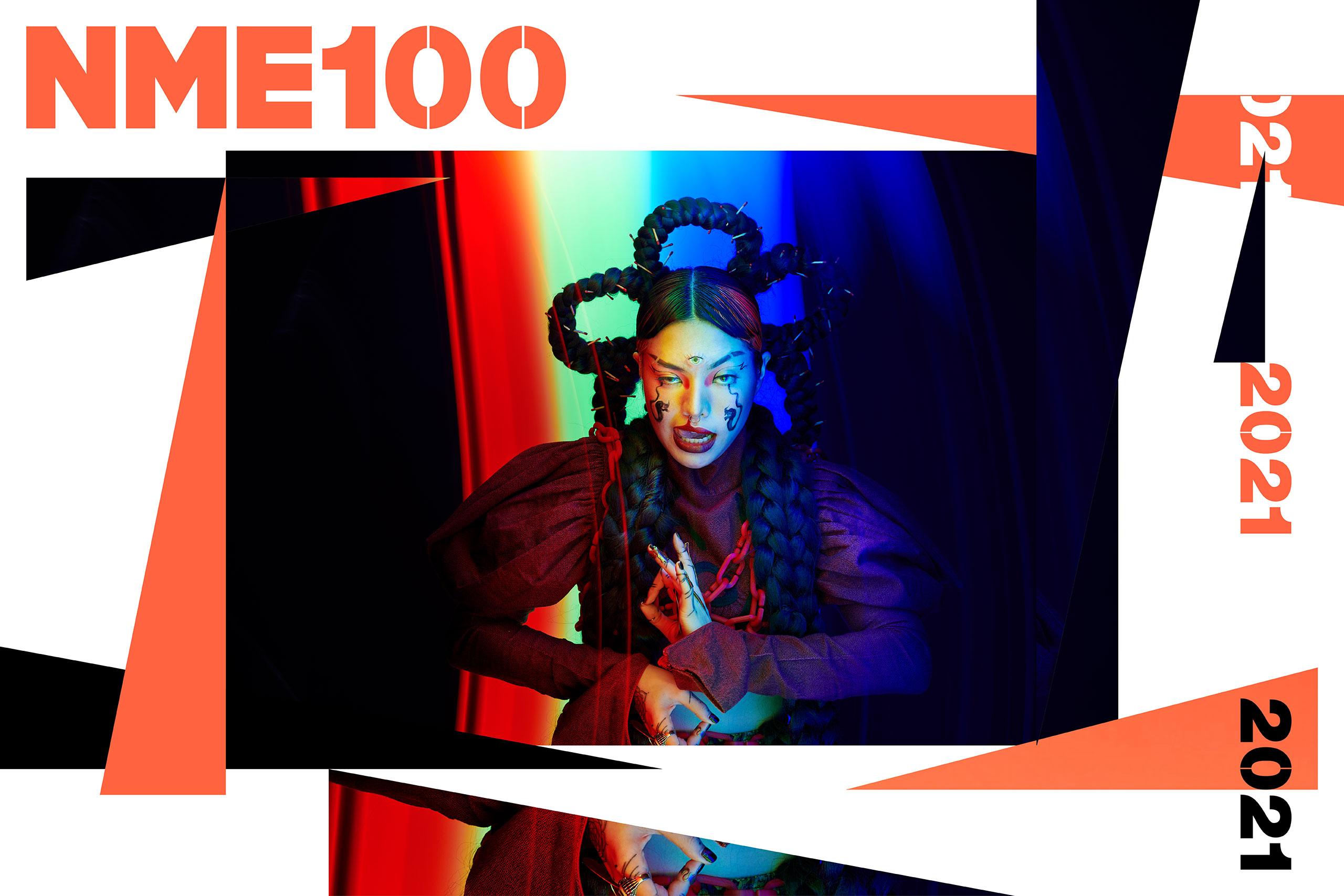NME 100 pyra