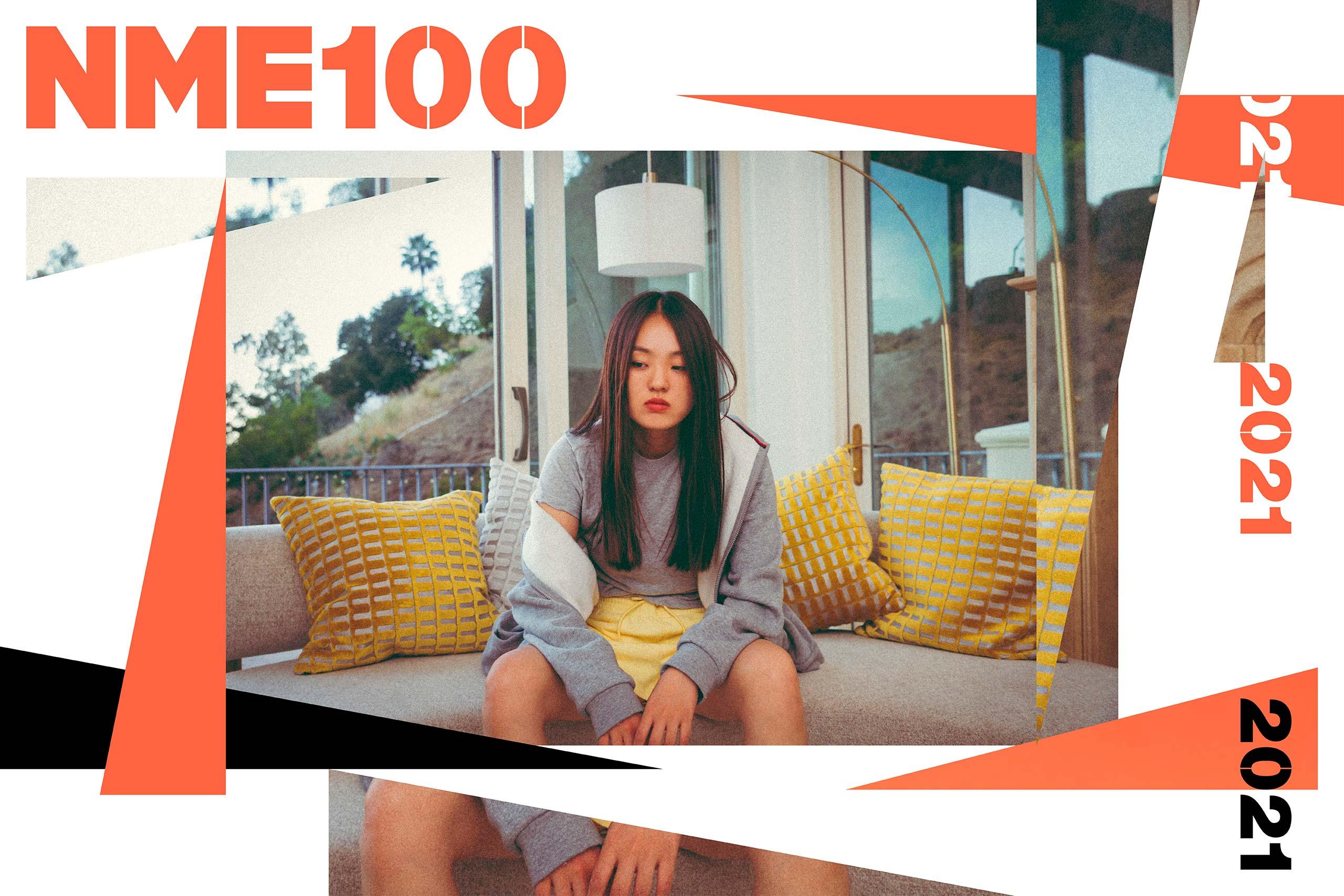 NME 100 park hye jin