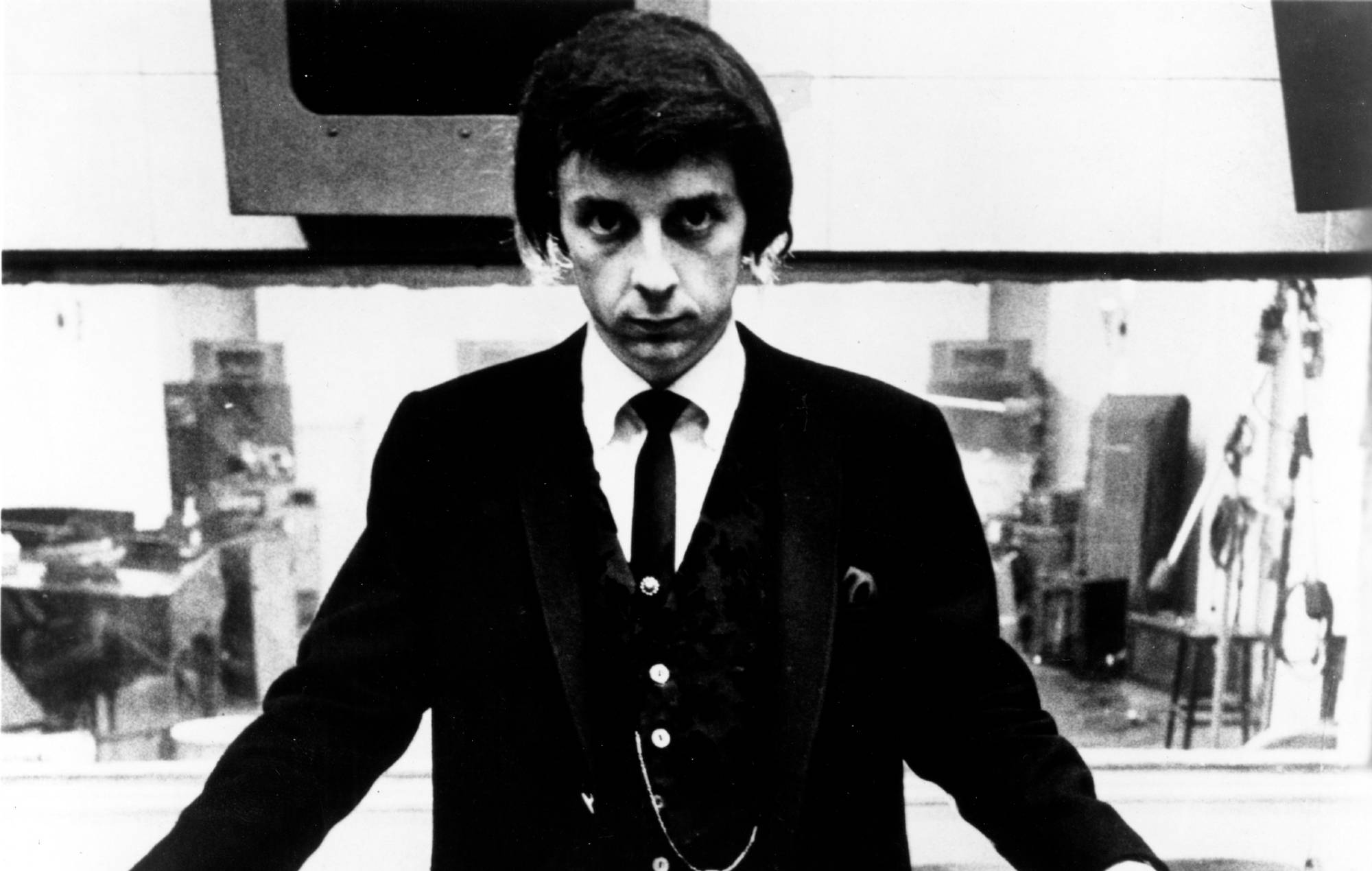 Phil Spector dead: genius producer and convicted murderer