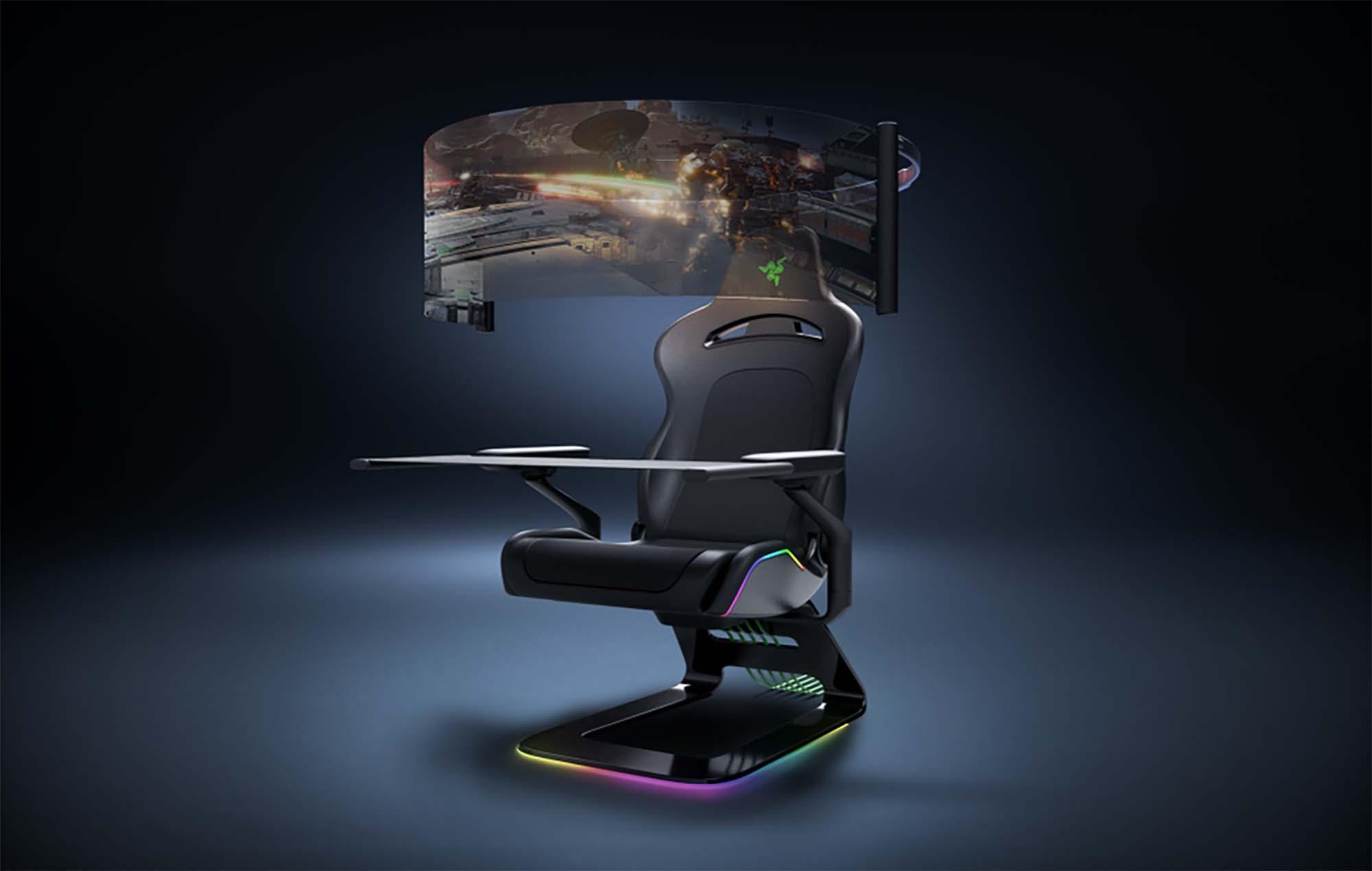 Project Brooklyn Razer gaming chair