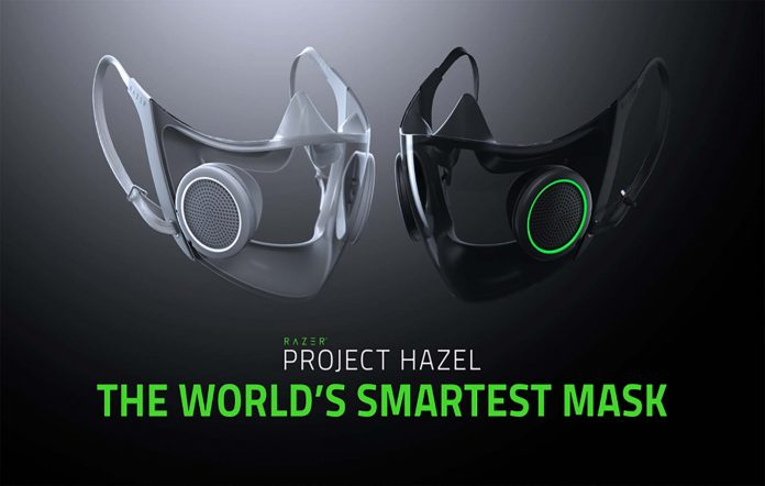 Project Hazel Razer gaming mask