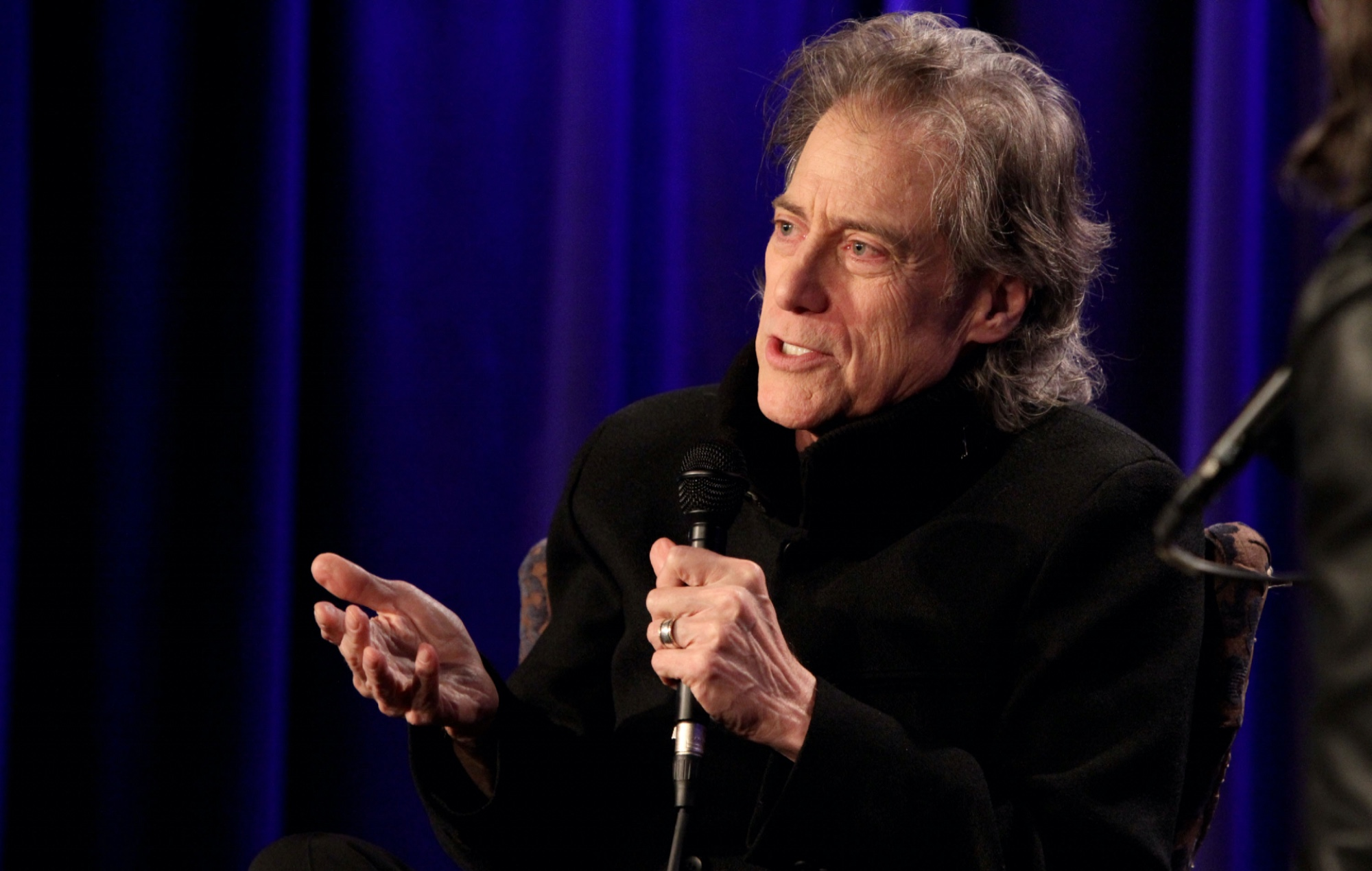 Richard Lewis will not appear in Season 11 of 'Curb Your Enthusiasm'