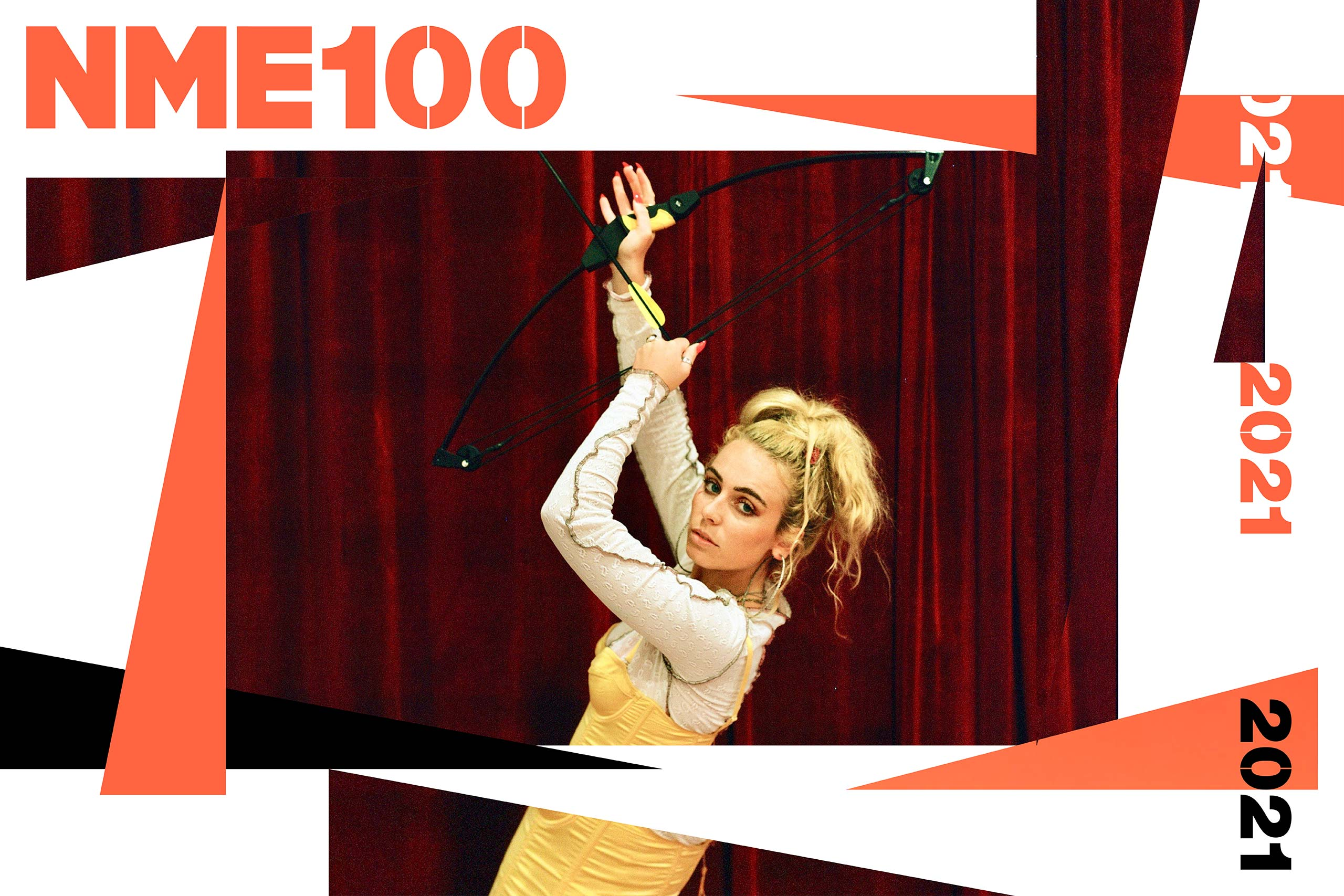 NME 100 rose gray