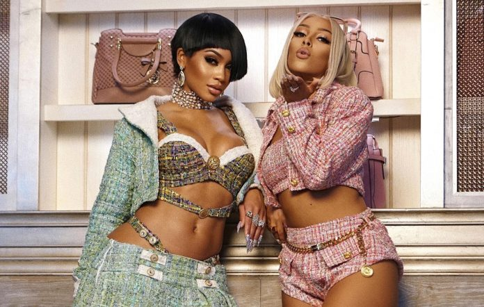 Saweetie and Doja Cat link up for 'Best Friend'