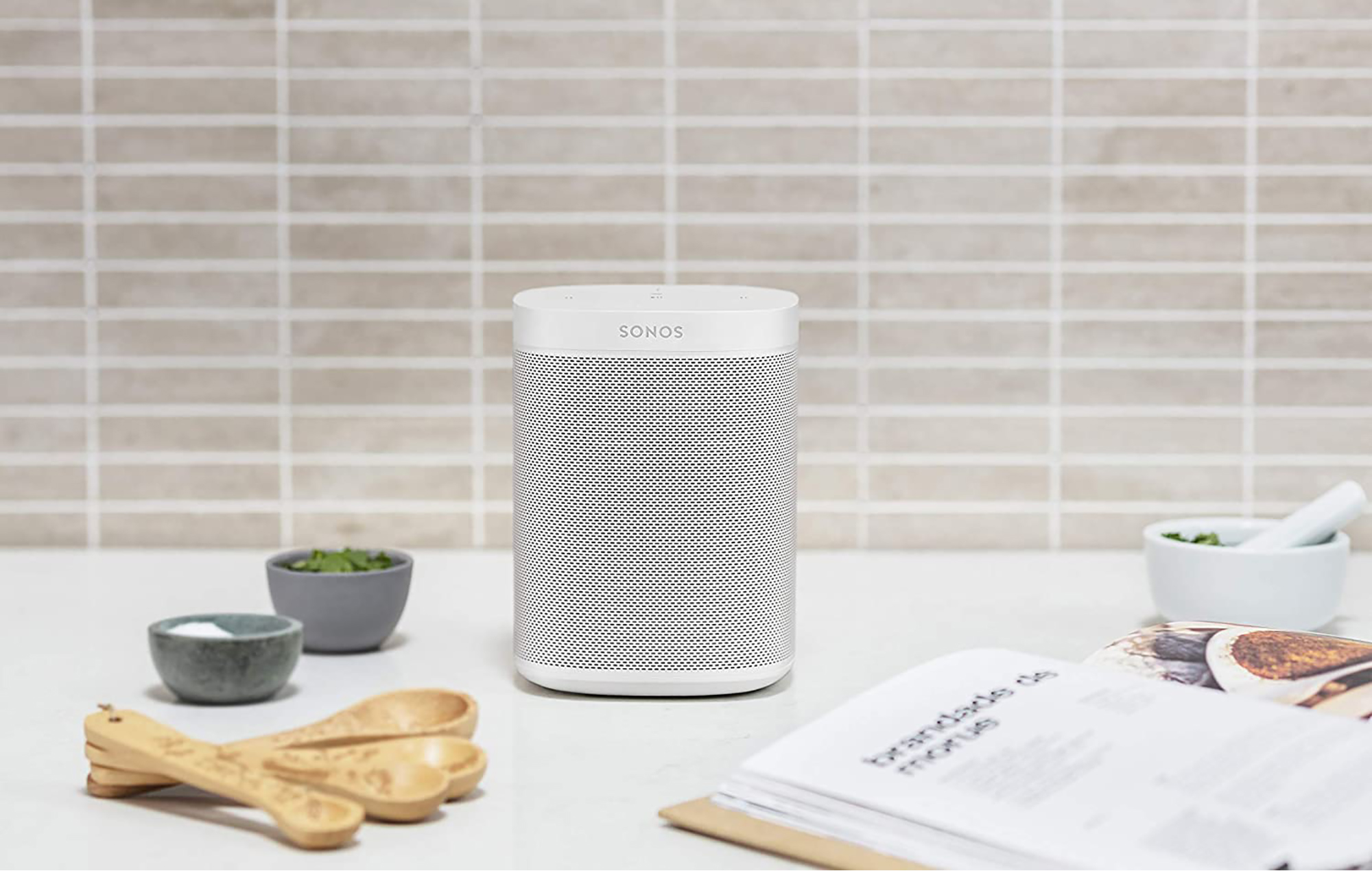 Sonos One with Alexa and Google Assistant