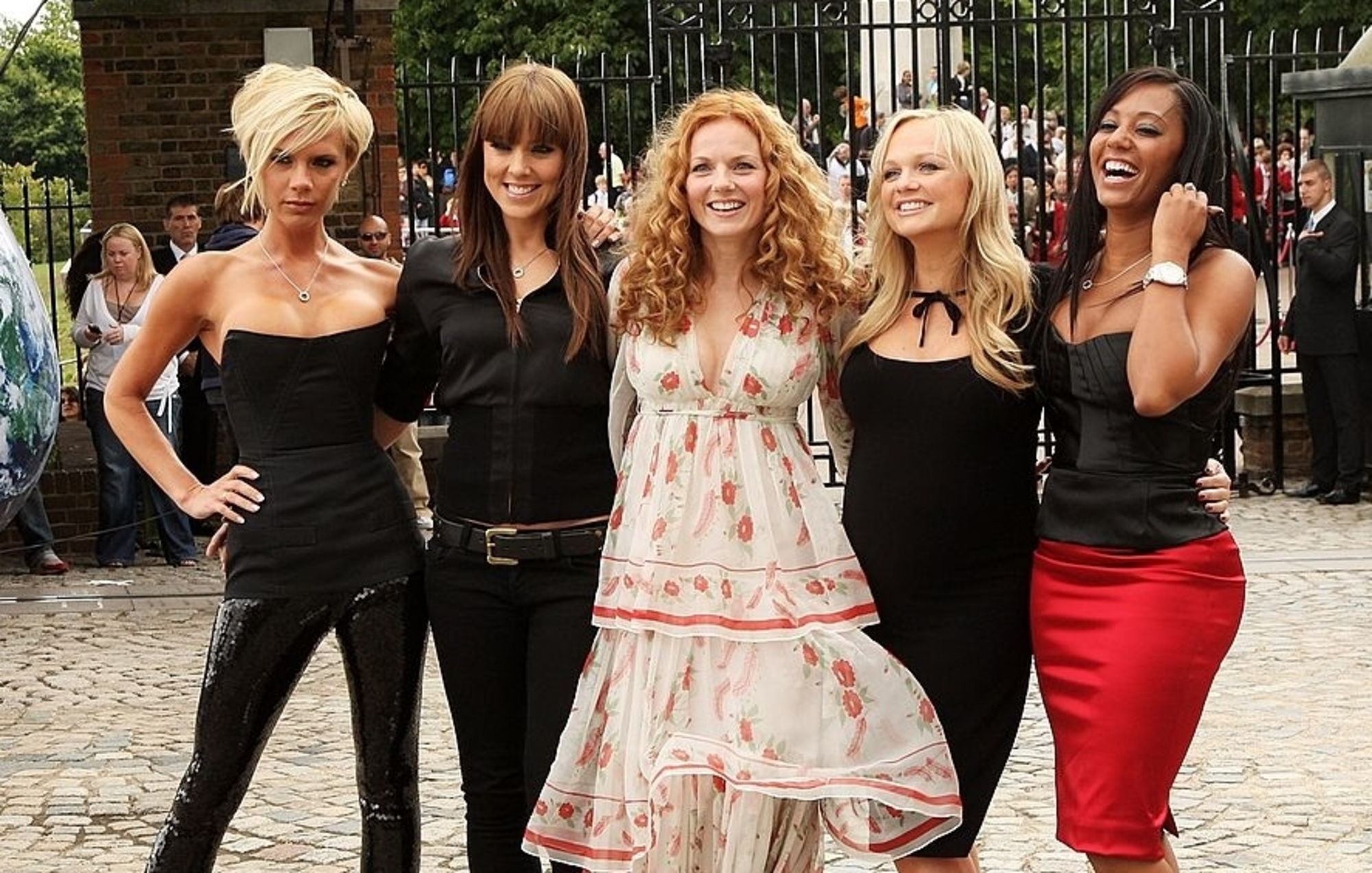 Spice Girls reportedly set to film sequel to 'Spice World'