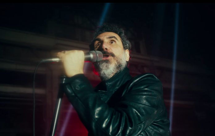 Still from System of a Down's 'Genocidal Humanoidz' video