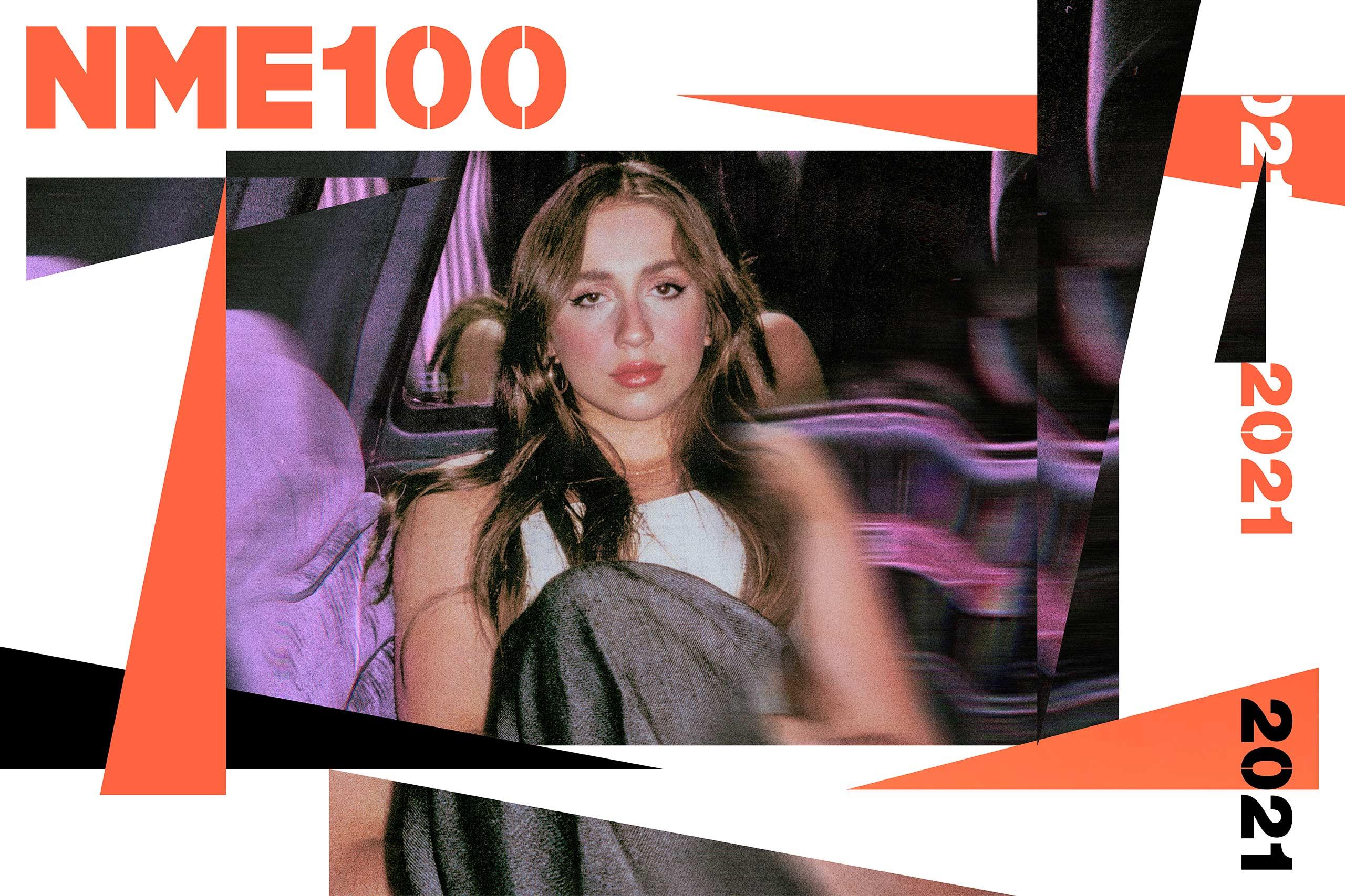 NME 100 tate mcrae