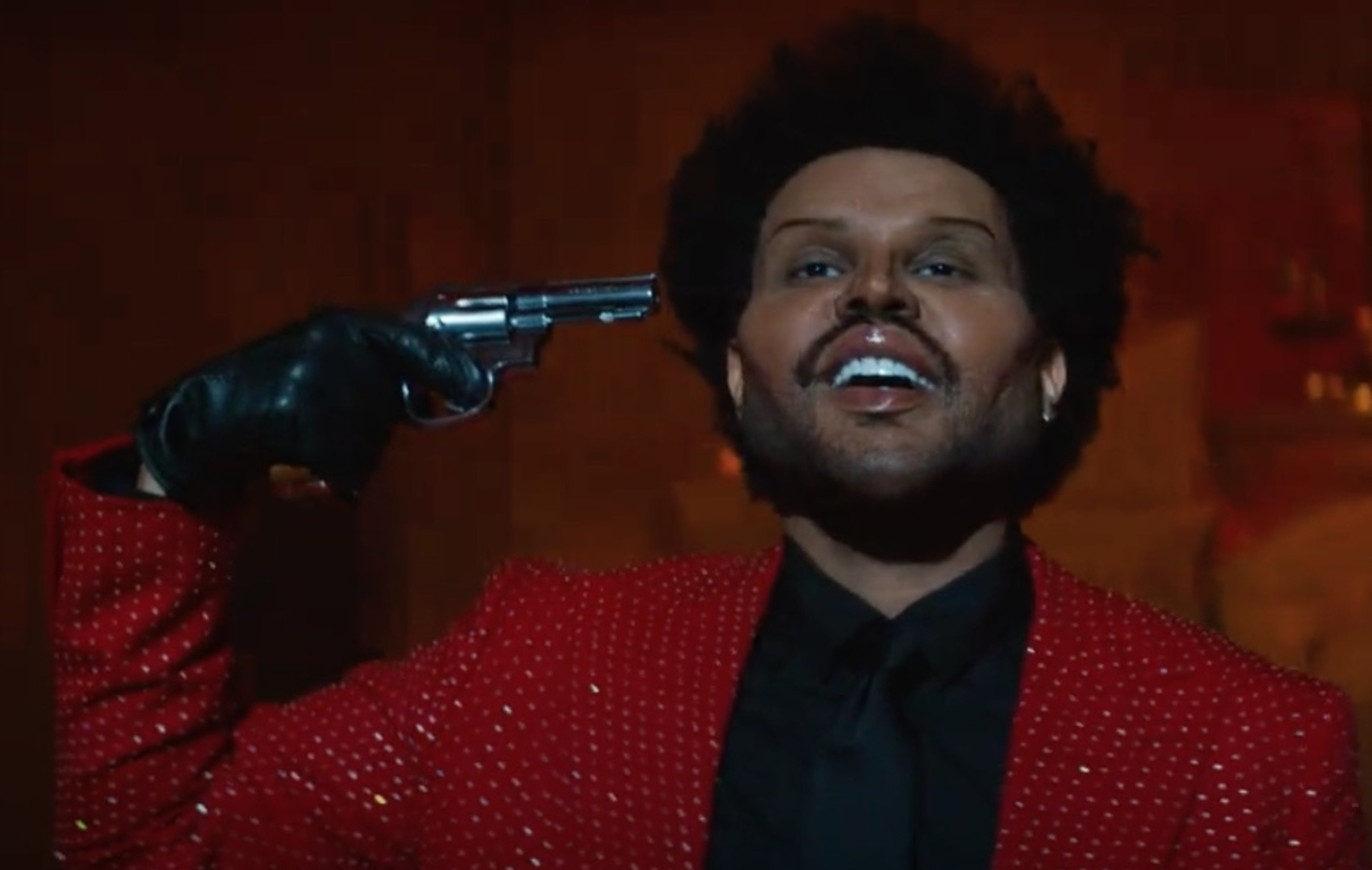 The Weeknd continues 'After Hours' storyline with bizarre 'Save Your Tears'  video