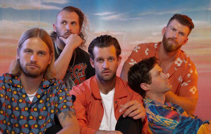 The Rubens share new single 'Muddy Evil Pain'