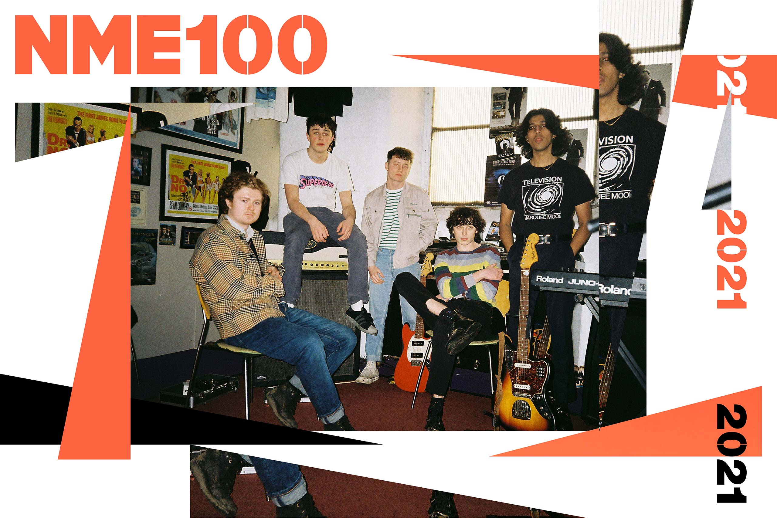 NME 100 the goa express