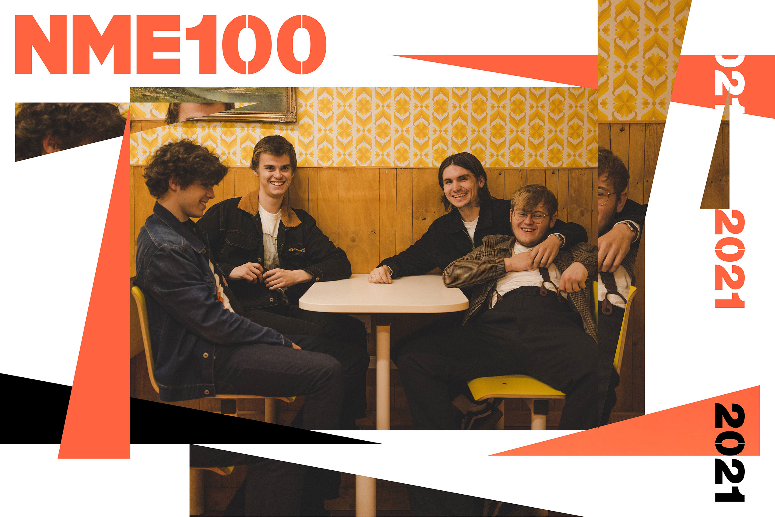 NME 100 the lathums