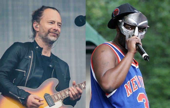 Thom Yorke and MF DOOM