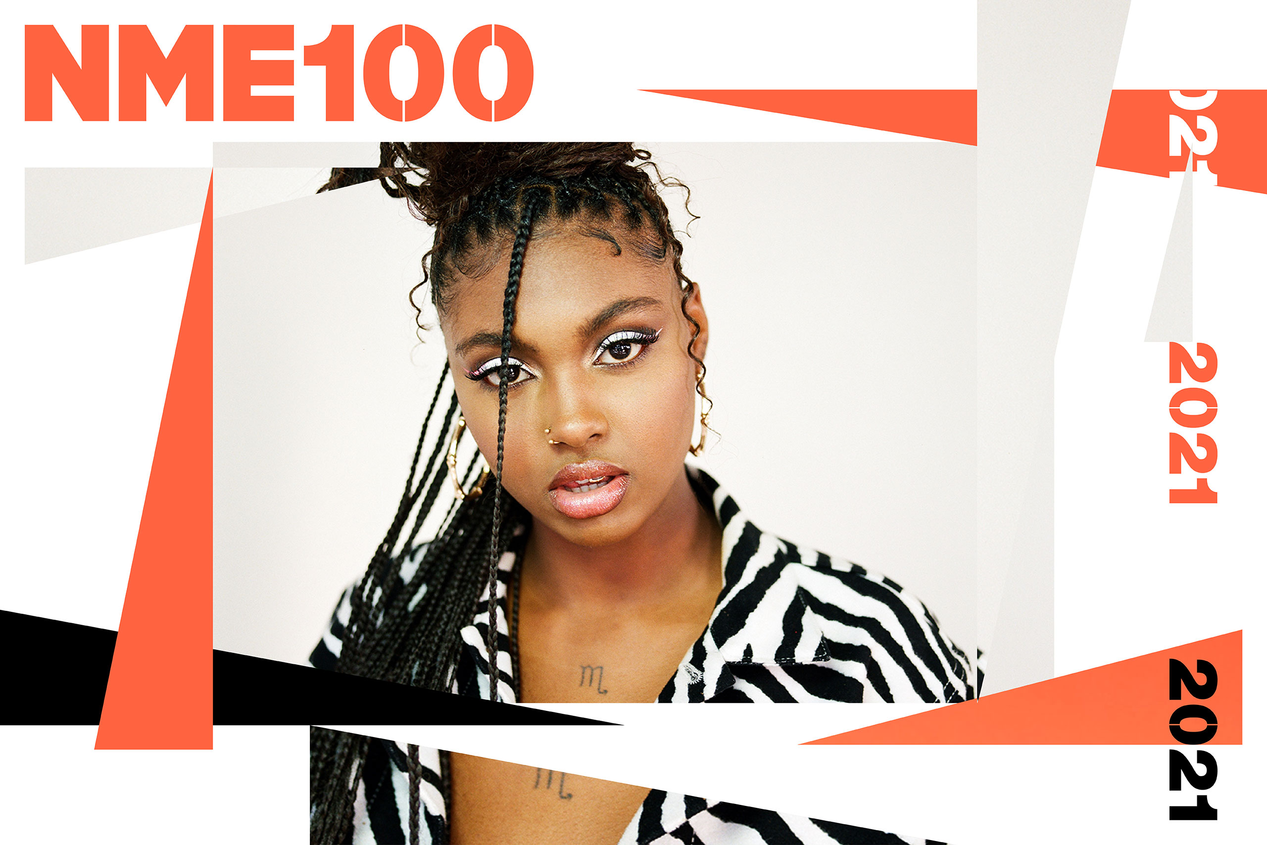 NME 100 tiana major9