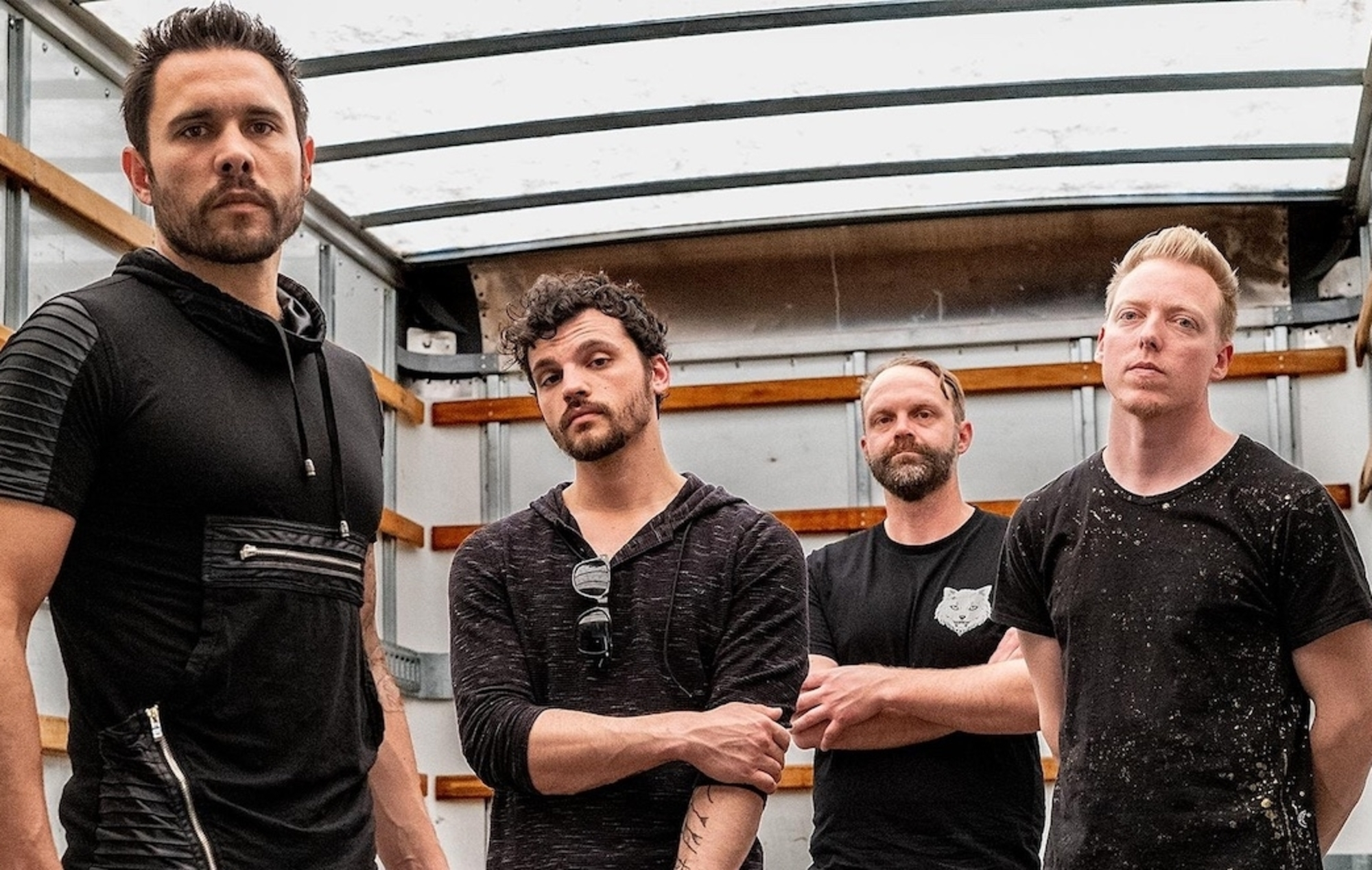 """Trapt's Michael Smith quits band """"I do not agree with how certain things have been handled"""""""