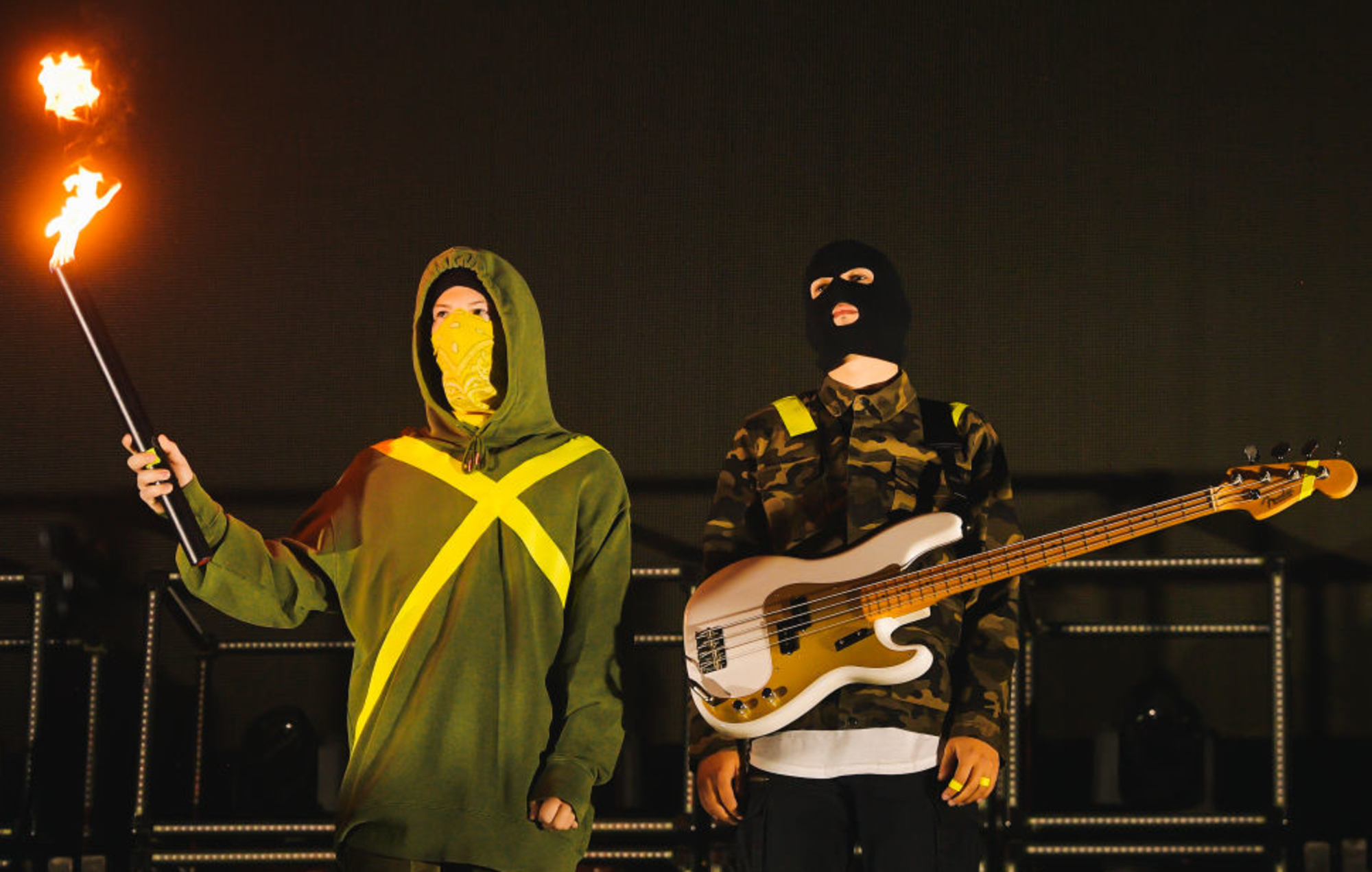 Twenty One Pilots Appear To Be Teasing A New Era And Fans Are Excited