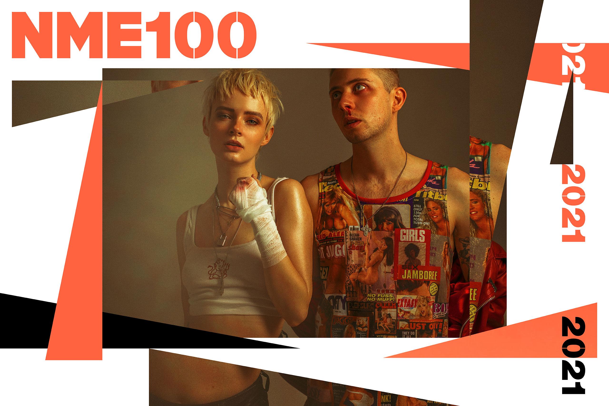 NME 100 wargasm