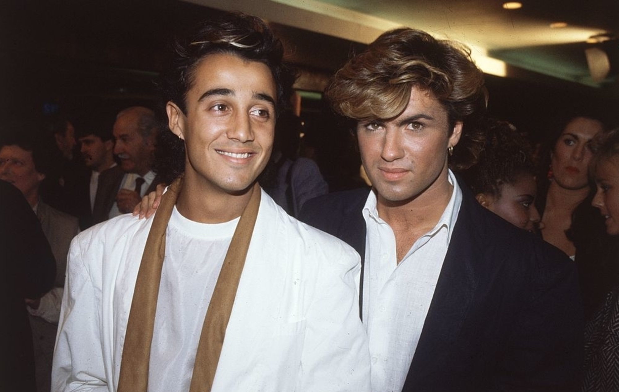 Last Christmas 2021 Wham S Last Christmas Lands First Number One On Uk Singles Chart