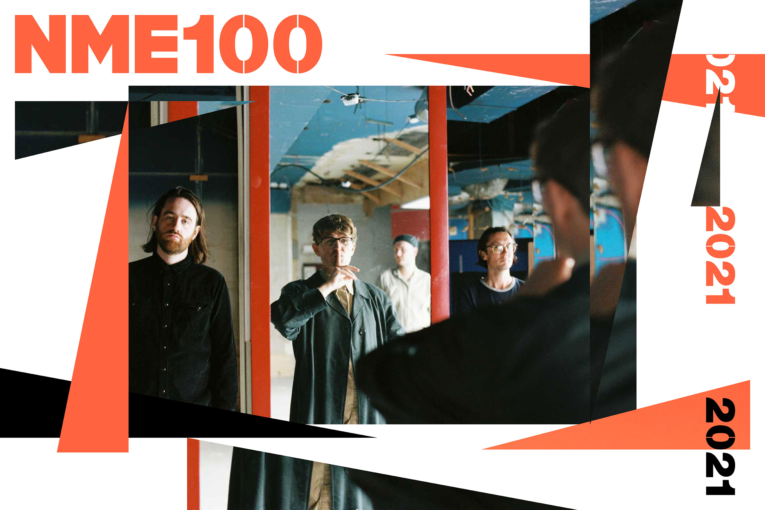 NME 100 yard act