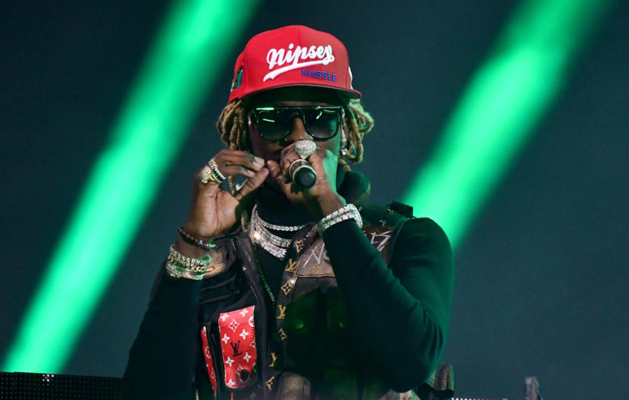 Young Thug announces release