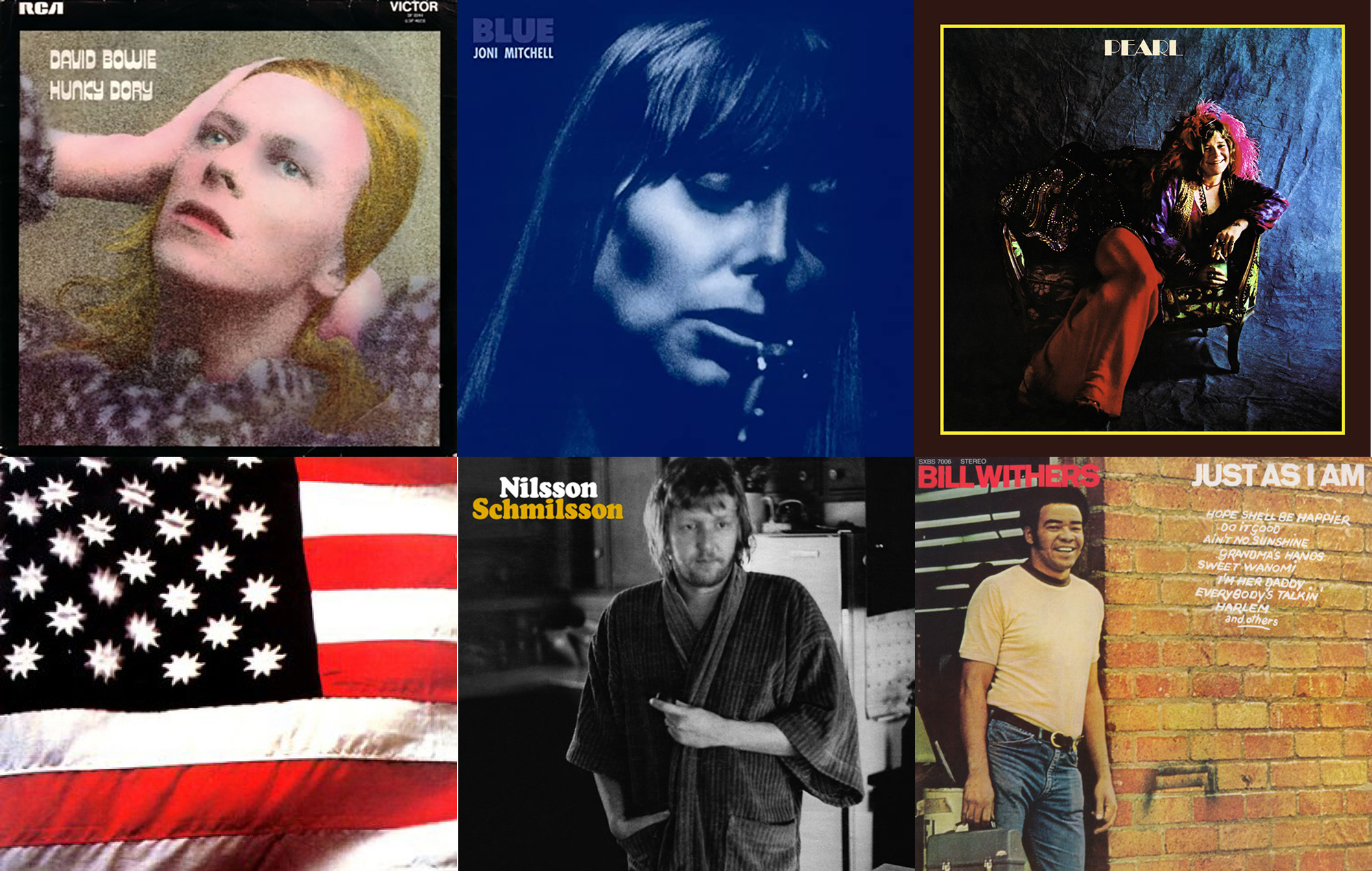 All of these classic albums turn 50 this year
