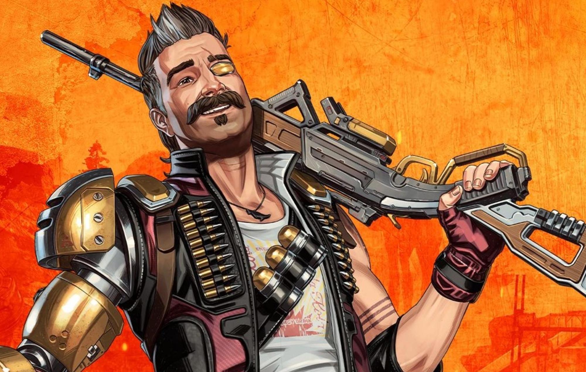 Apex Legends' Season 8 introduces new hero Fuse, a demolitions expert