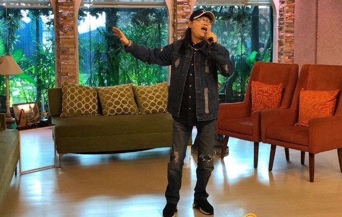 april boy regino performing on umagang kay ganda 2019