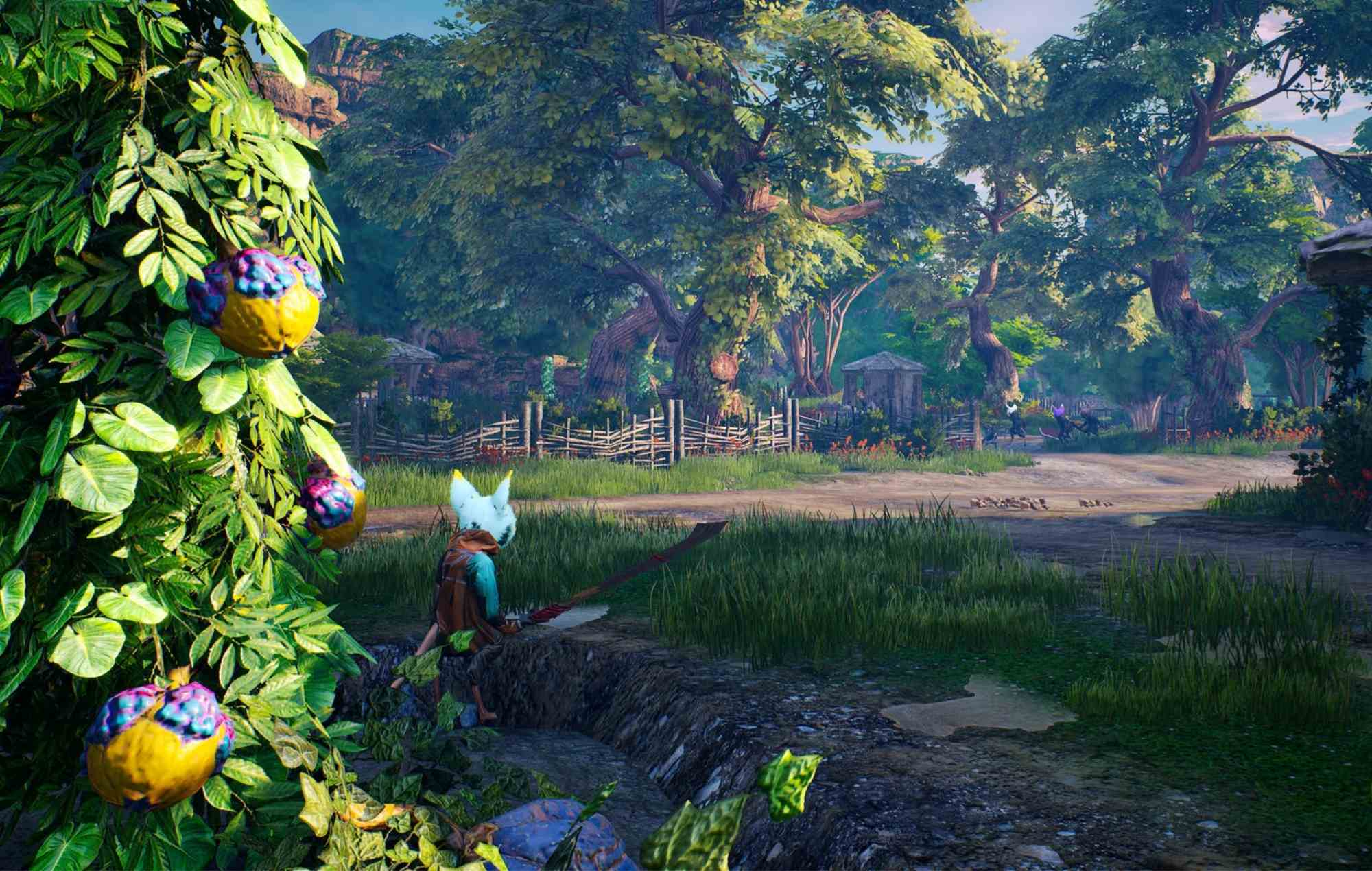 Open-world RPG 'Biomutant' finally dated for release