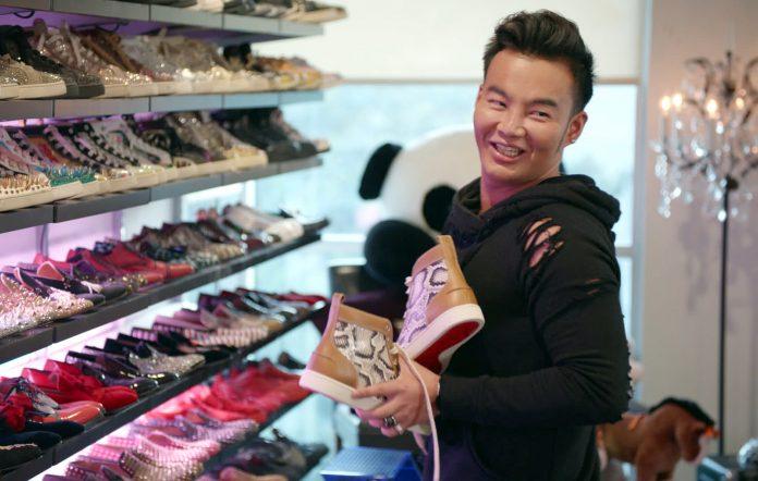 Bling Empire Netflix Singapore Kane Lim