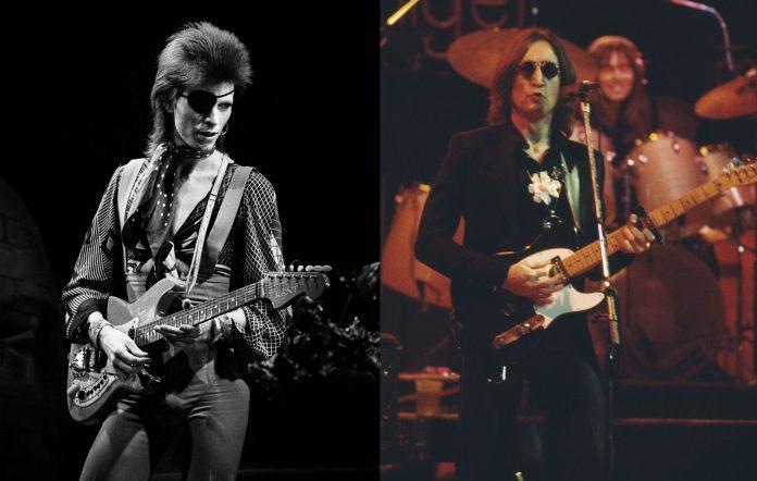 David Bowie / John Lennon