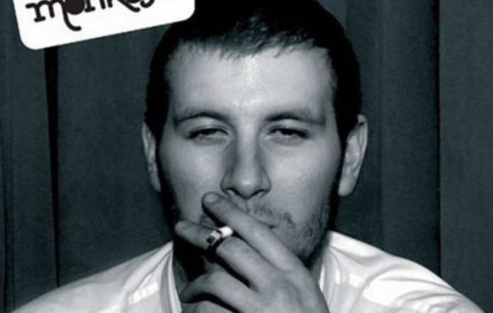 Chris McClure, Arctic Monkeys