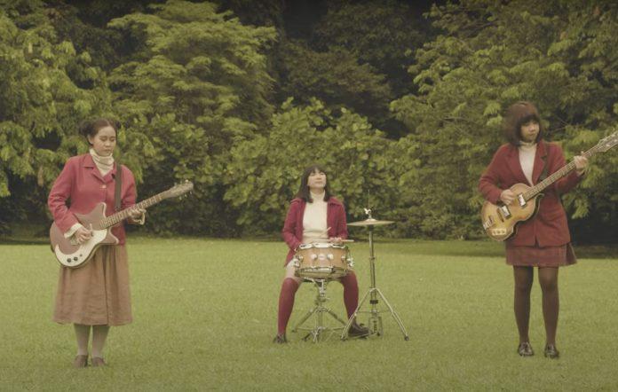 Fleur Indonesia rock trio new single Merona 2021