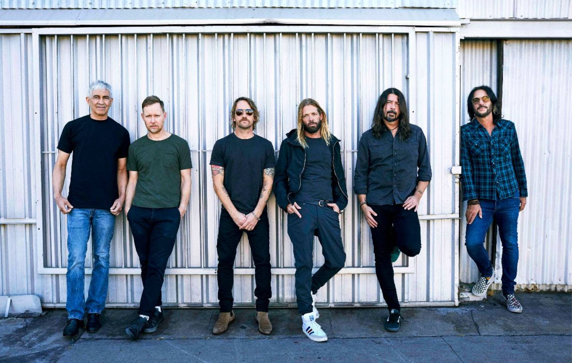 "Foo Fighters say they are glad to ""have contributed to the firing of that clown"" Donald Trump"